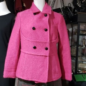 Ladies Red Valentino Pea Coat